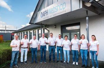 Wer ist der AFH-Webshop?