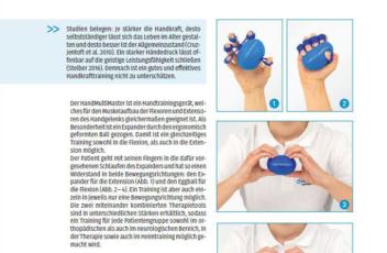 Händedruck – Prognose über Fitness und Gesundheitszustand - Artikel von Katrin Veit und Rainer Zumhasch
