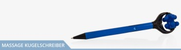 Massage Kugelschreiber