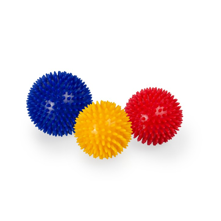 Massageball | Igelball | 3er Set groß