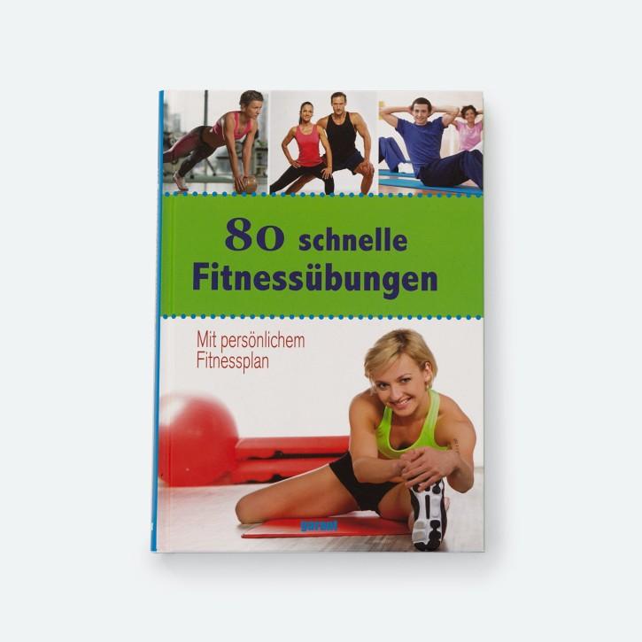 80 schnelle Fitnessübungen