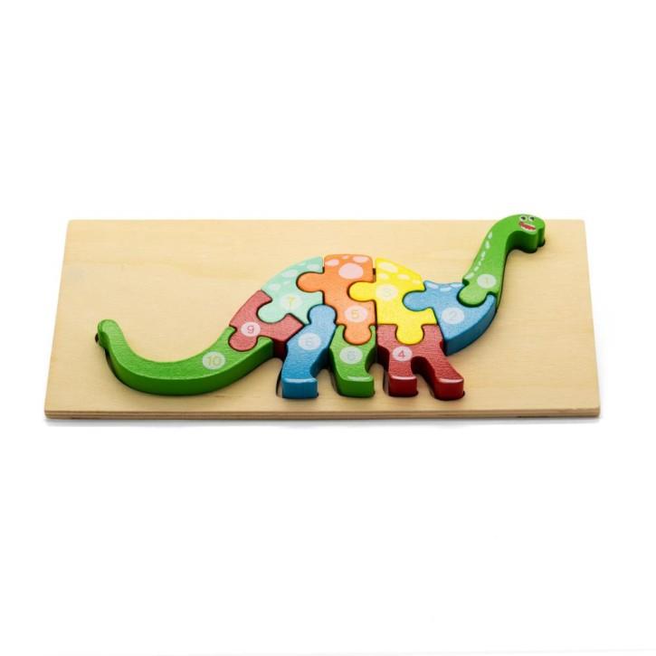 AFH 3-D Puzzle Zähllernhilfe 1 - 10 | Motivauswahl