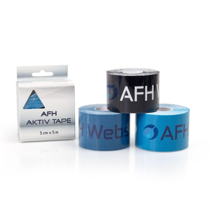 AFH Aktiv Tape, bedruckt mit Ihren Motiv | Mindestbestellmenge 144 Rollen/Farbe