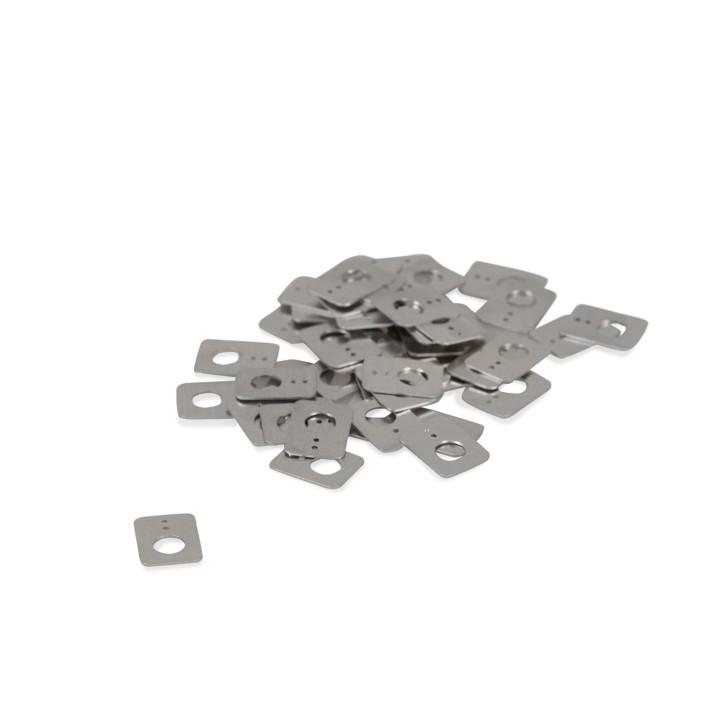 AFH Aluminium-Verbindungsstücke mit einstellbarer Spannung Premium | 50 Stück
