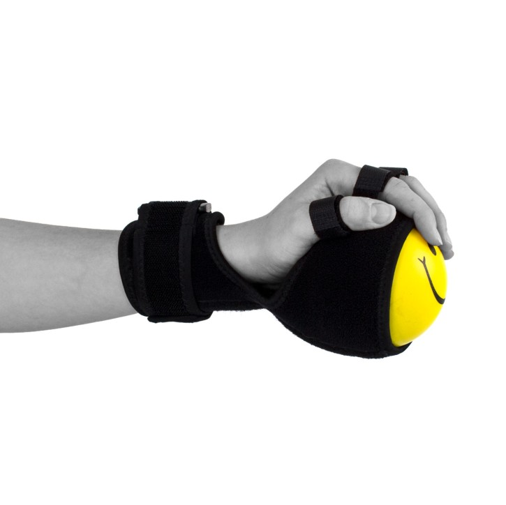 AFH Anti-Spastik Lagerungsschiene mit Ball