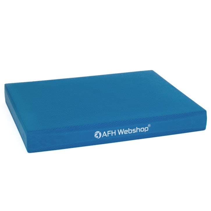 AFH Balance Pad Premium mit Rucksack | groß | blau