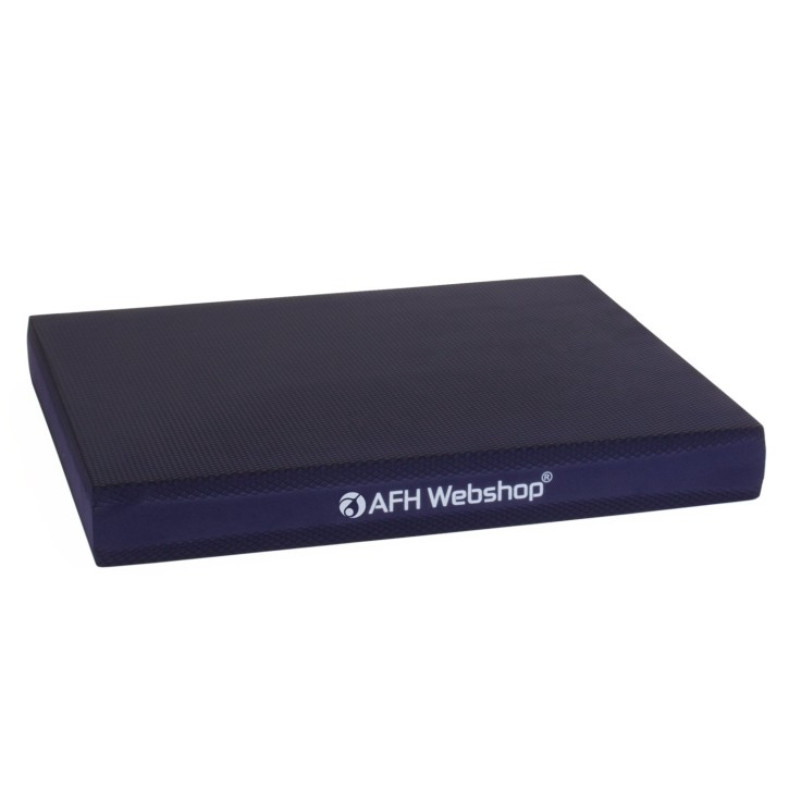 AFH Balance Pad Premium mit Rucksack | groß | lila