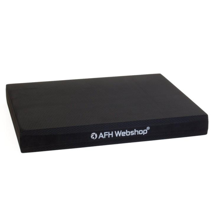 AFH Balance Pad Premium mit Rucksack | groß | schwarz