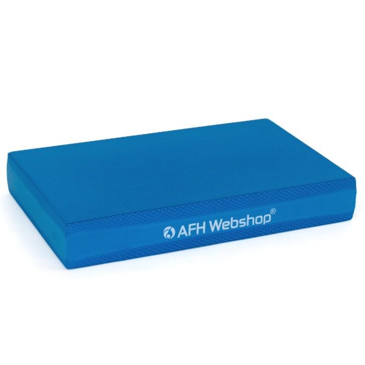 AFH Balance Pad Premium mit Rucksack | klein | blau