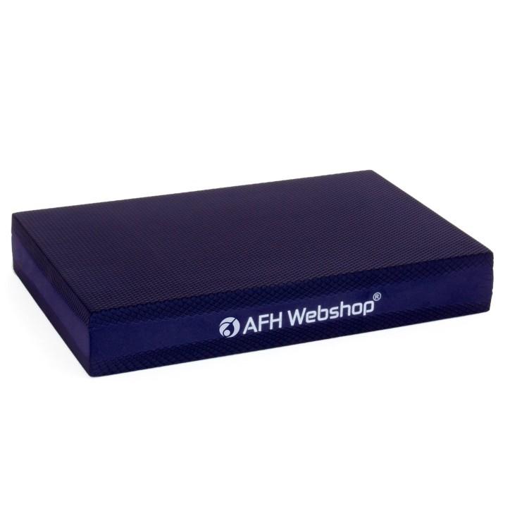 AFH Balance Pad Premium mit Rucksack | klein | lila