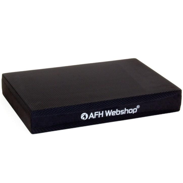 AFH Balance Pad Premium mit Rucksack | klein | schwarz