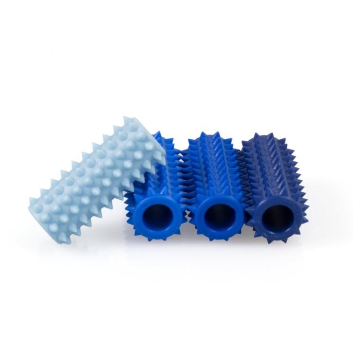 Ersatzrolle für Dermo Massage Roller | Design-Farben | 4er Set