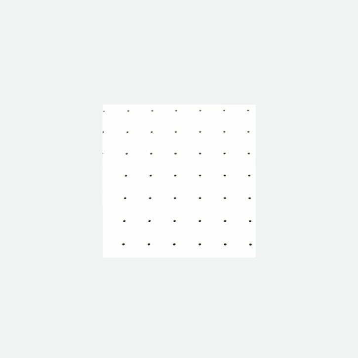 AFH EasyThermoForm | EasyFit | mini perforiert | 3,2mm | weiß