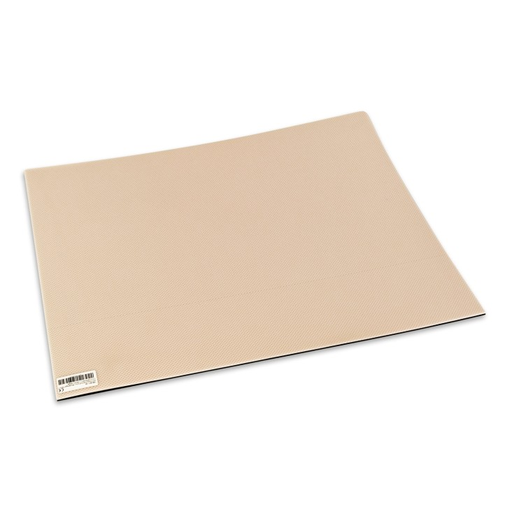 AFH EasyThermoForm | Modellage Perfo | micro perforiert | 1,6mm | beige