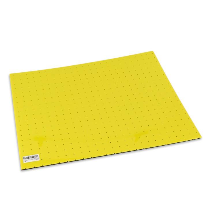 AFH EasyThermoForm | Modellage Perfo | mini perforiert | 3,2mm | gelb