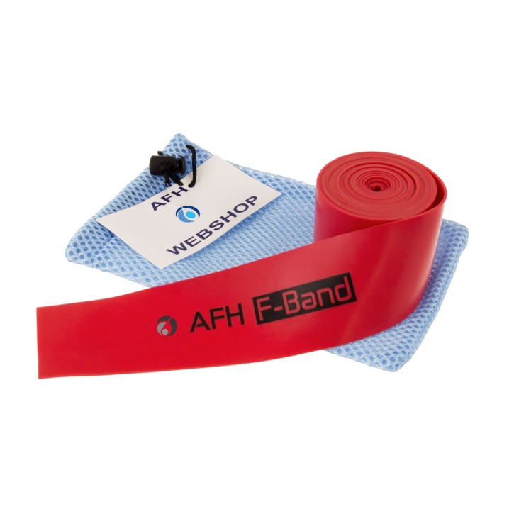 AFH F-Band | Flossband | Widerstandsband | 2 Meter | mittel