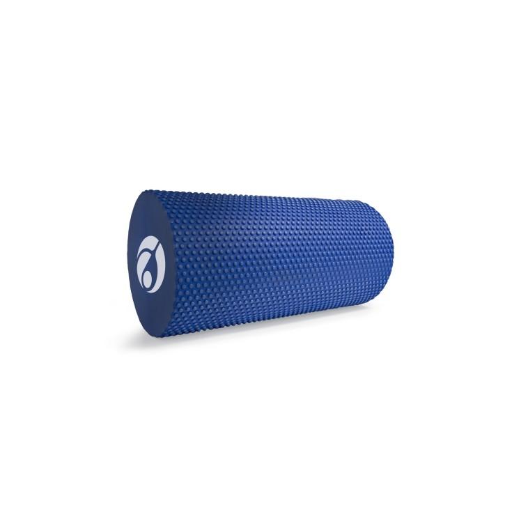 AFH Faszienrolle Exquisit | Länge: 30 cm | Ø 15 cm | mit Tasche | blau
