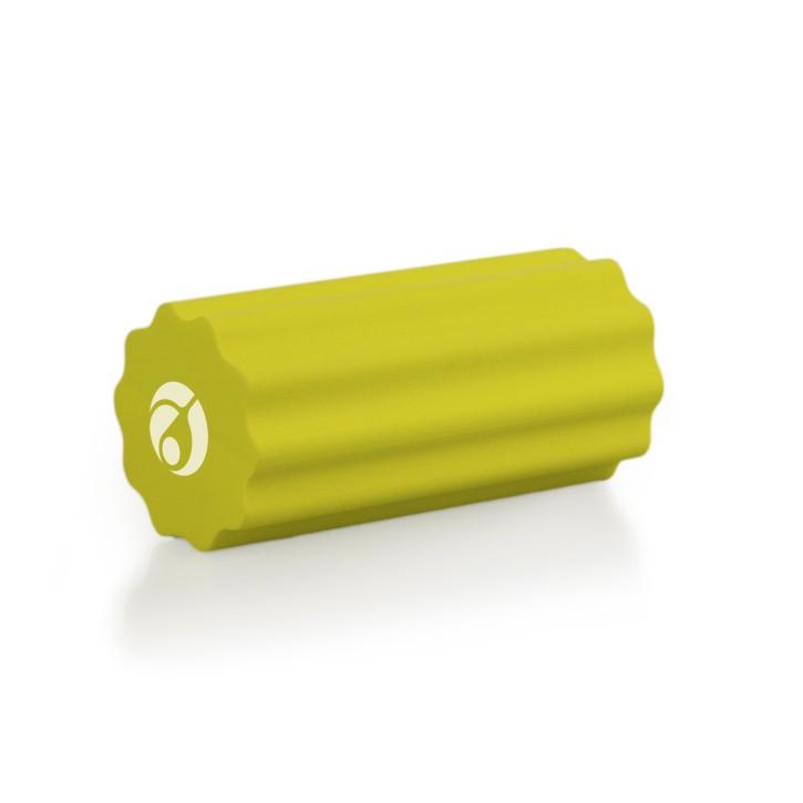 AFH Faszienrolle Premium | Länge: 30 cm | Ø 15 cm | mit Tasche | gelb
