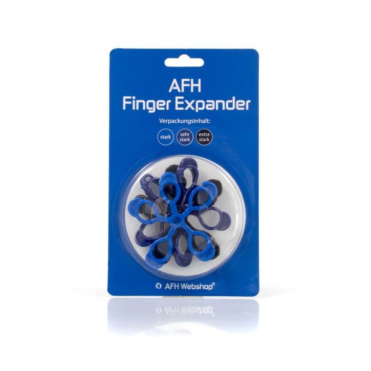AFH Finger Expander | Fingertrainer | Handtrainer | 3er Set stark
