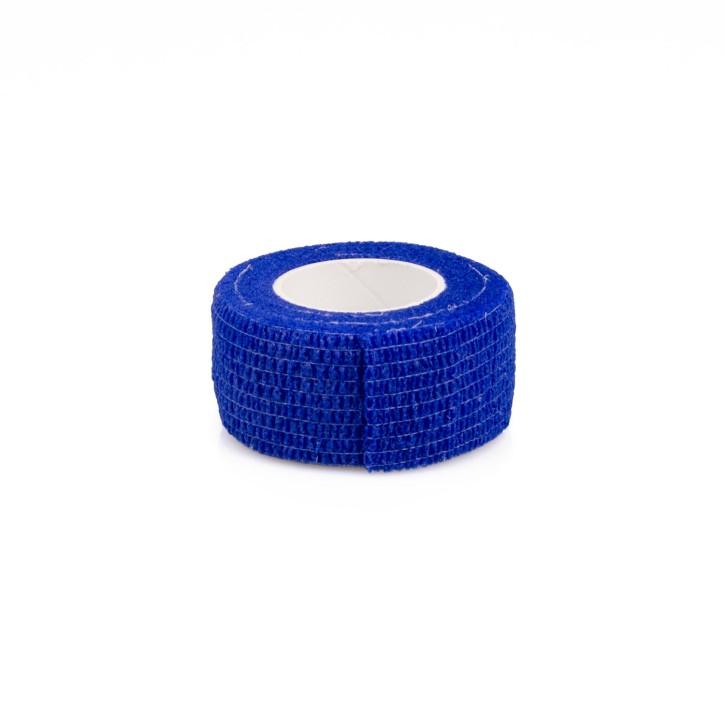 AFH Fixierbinde elastisch | 2,5 cm x 4,5 m | blau