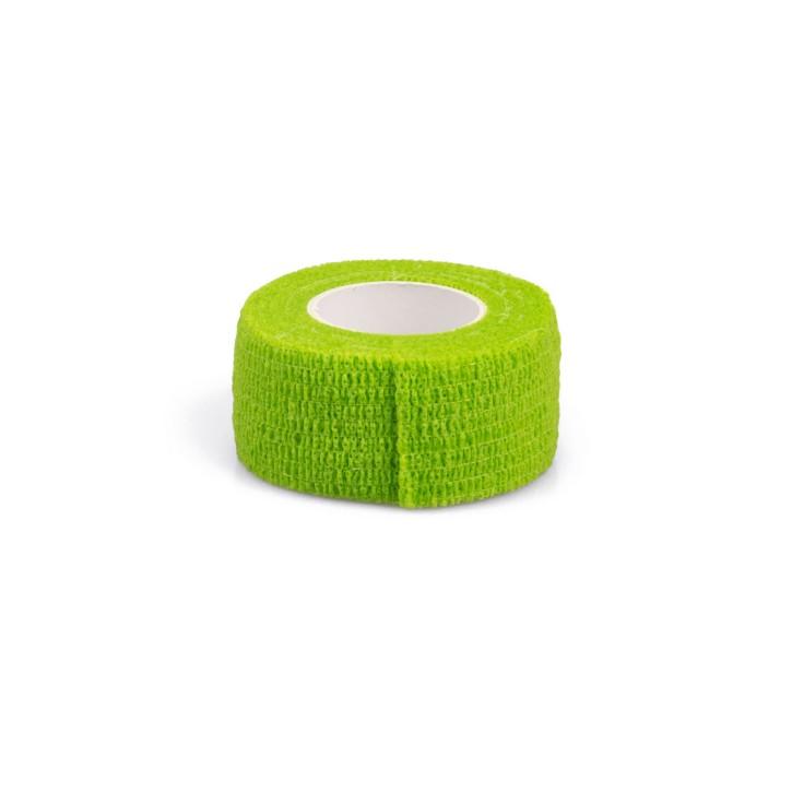 AFH Fixierbinde elastisch | 2,5 cm x 4,5 m | grün