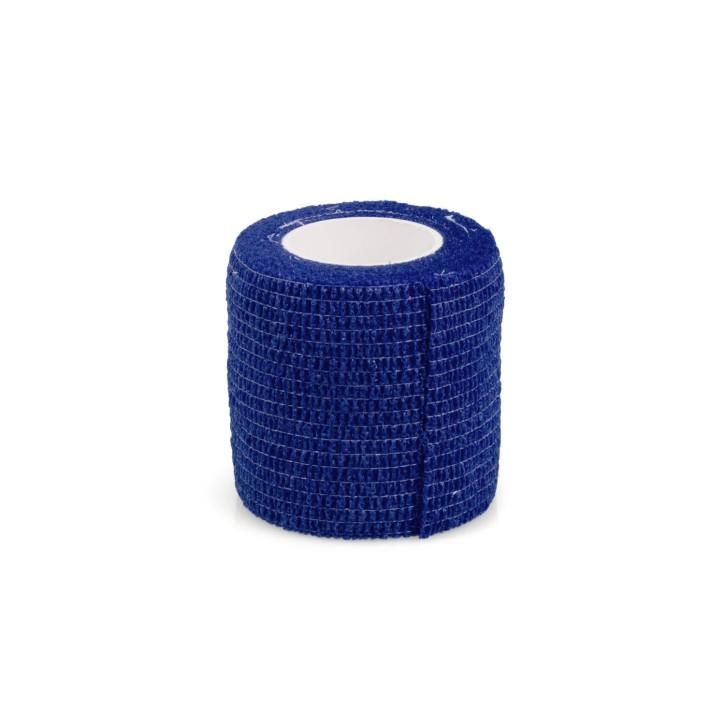 AFH Fixierbinde elastisch | 5 cm x 4,5 m | blau