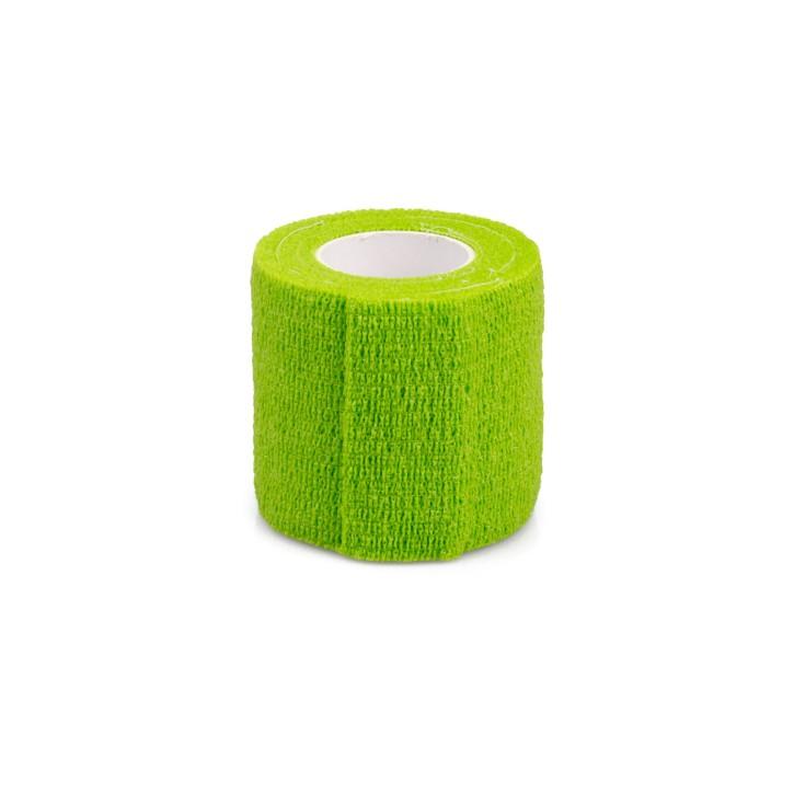 AFH Fixierbinde elastisch | 5 cm x 4,5 m | grün