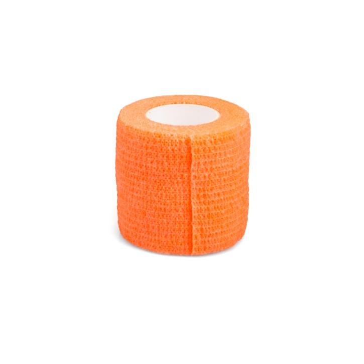 AFH Fixierbinde elastisch   5 cm x 4,5 m   orange