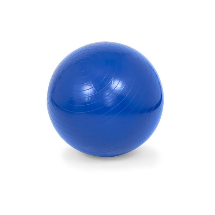 AFH Gymnastikball mit Pumpe   Sitzball   Ø 70-75 cm   blau