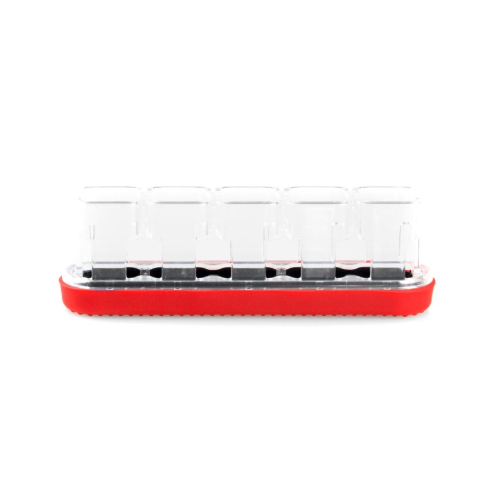 AFH IndiFlex | Fingertrainer | Grundmodul | Farbe: rot