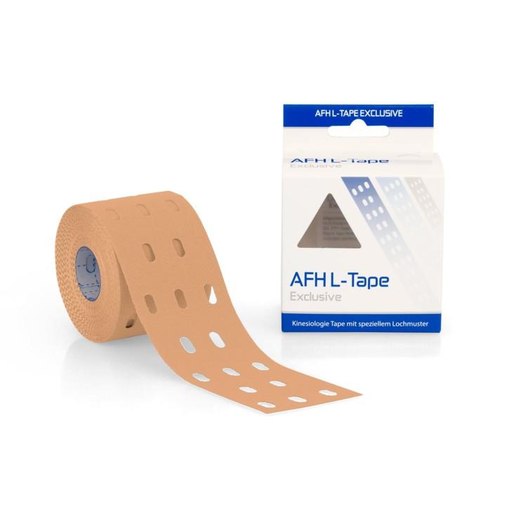 AFH L-Tape | 5,0 cm x 5 m | beige