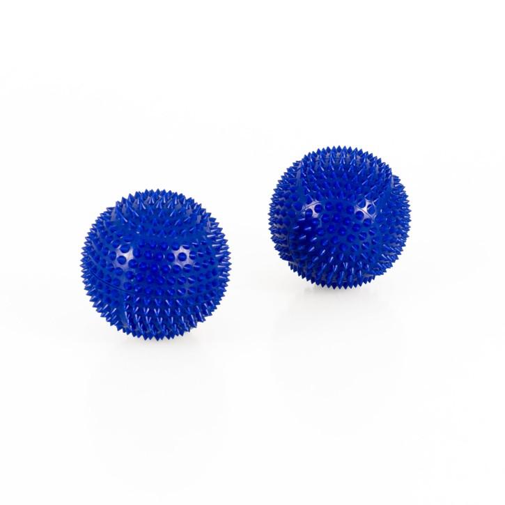 Magnet Akupunktur Massage Kugeln | 2 Stück | Ø 45 mm | verschiedene Farben