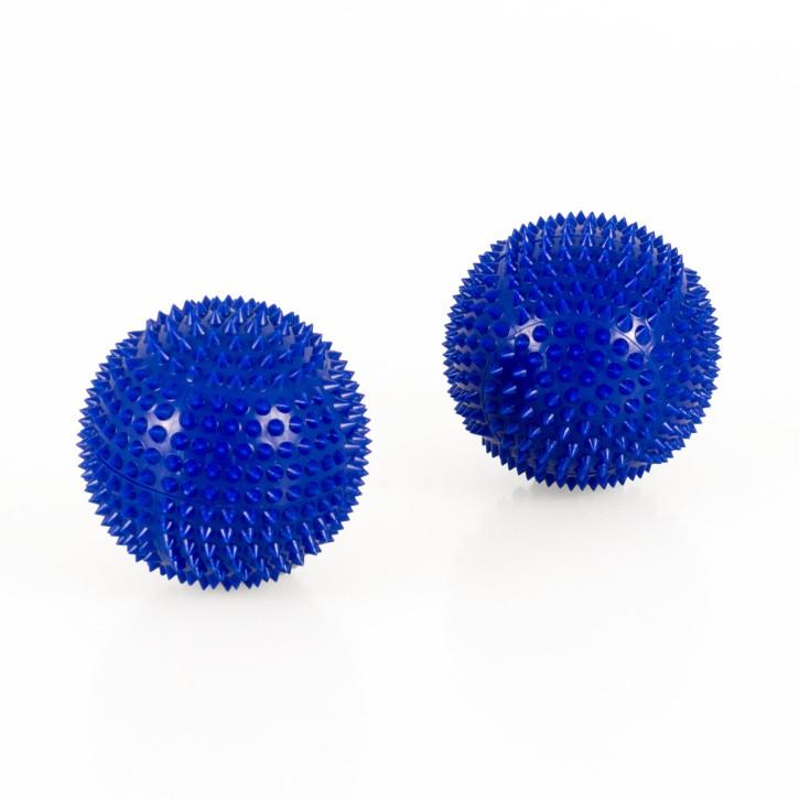 Magnet Akupunktur Massage Kugeln | 2 Stück | Ø 55 mm | verschiedene Farben