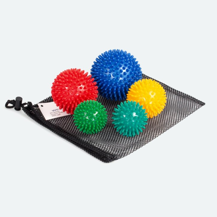 Massageball | Igelball | 5er Set