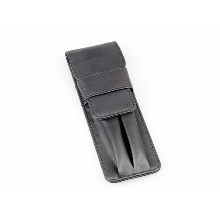 Hochwertige Kunstledertasche für Massagestäbchen