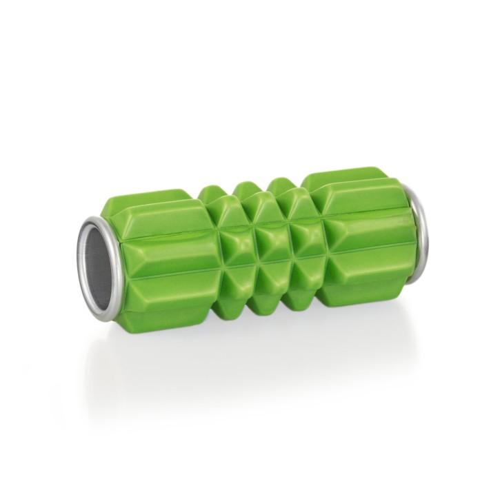 Mini Massage Foam Roller Typ 2.0   6,15 cm x 15,4 cm   grün