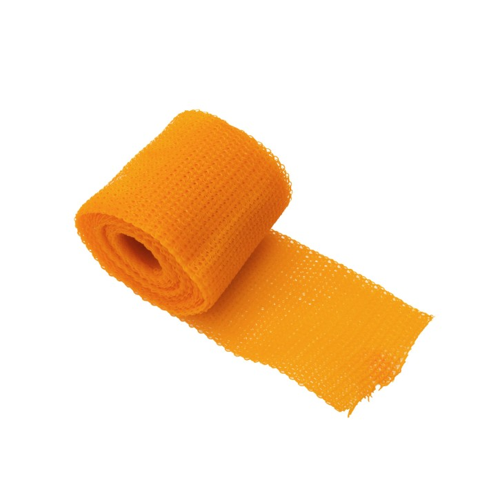 Orthopaedic Casting Tape | Polyester 5,0cm x 3,6m | orange