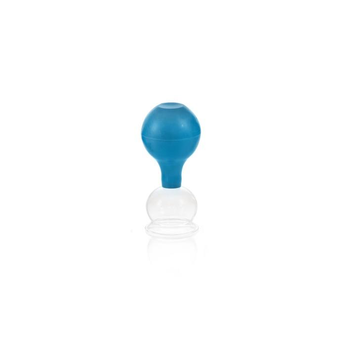 Ballschröpfgläser | Spezial Typ | blau | Ø 4,0 cm