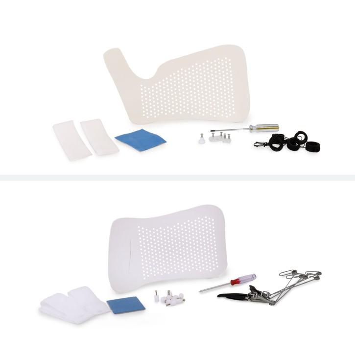 AFH Set für Finger-Schiene | Schienenmaterial und Zubehör Premium