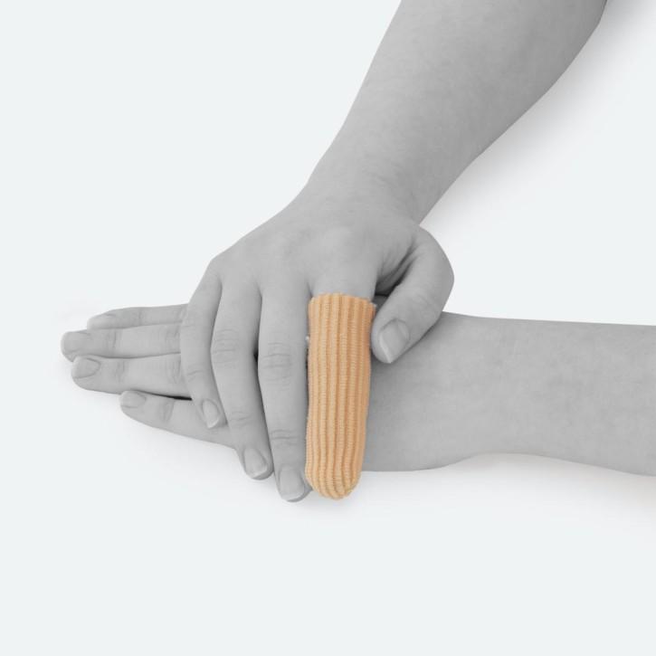 AFH Silikon Zehenschutz | Fingerschutz geschlossen | 10-er Pack