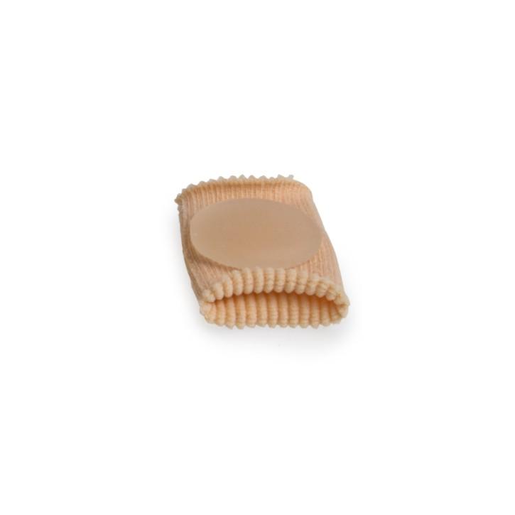 AFH Silikon Zehenschutz Mini mit Gel Kissen | Druckschutz | 10er Pack in verschiedenen Größen