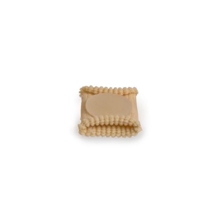 AFH Silikon Zehenschutz Mini mit Gel Kissen | Druckschutz | 10er Pack | M