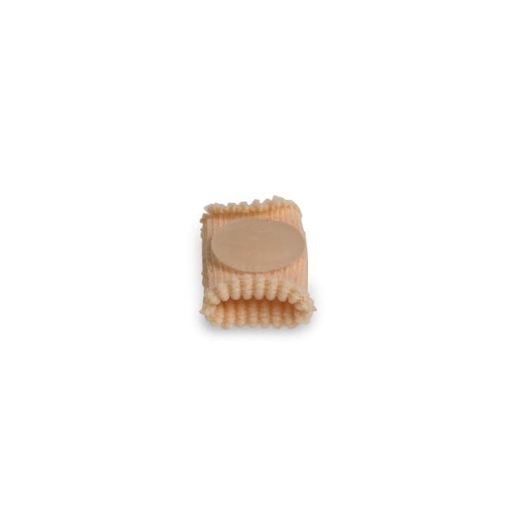 AFH Silikon Zehenschutz Mini mit Gel Kissen   Druckschutz   10er Pack   S