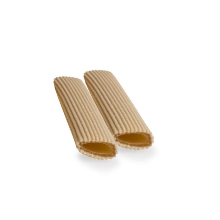 AFH Silikon Zehenschutz | Schlauchbandage Druckschutz Fingerschutz | 2er Pack in verschiedenen Größen