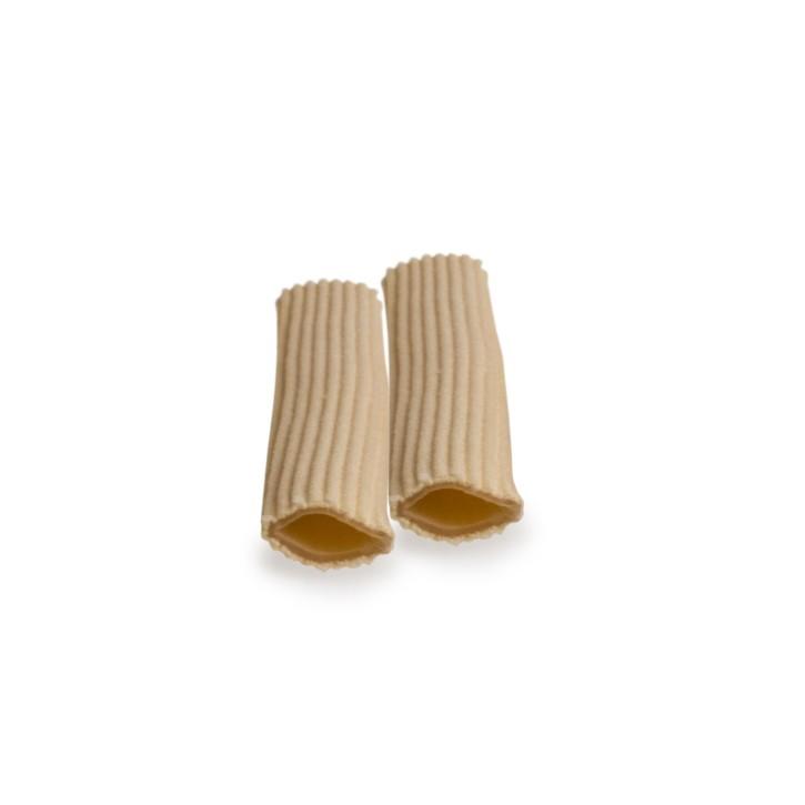 AFH Silikon Zehenschutz | Schlauchbandage | Druckschutz | 2 Pack | S