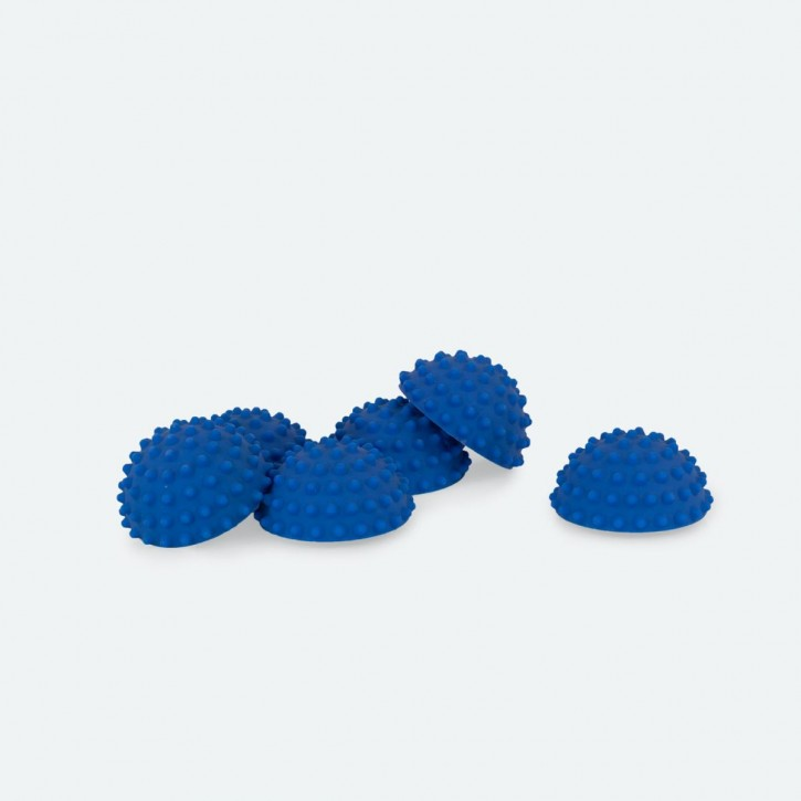 TheraPIE Balance Igel MINI | ca.Ø9cm | Design-Farben | 6er Sets