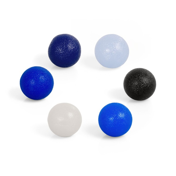 AFH TheraPIE Gel Ball | Design Farben | 6er SPAR-SET