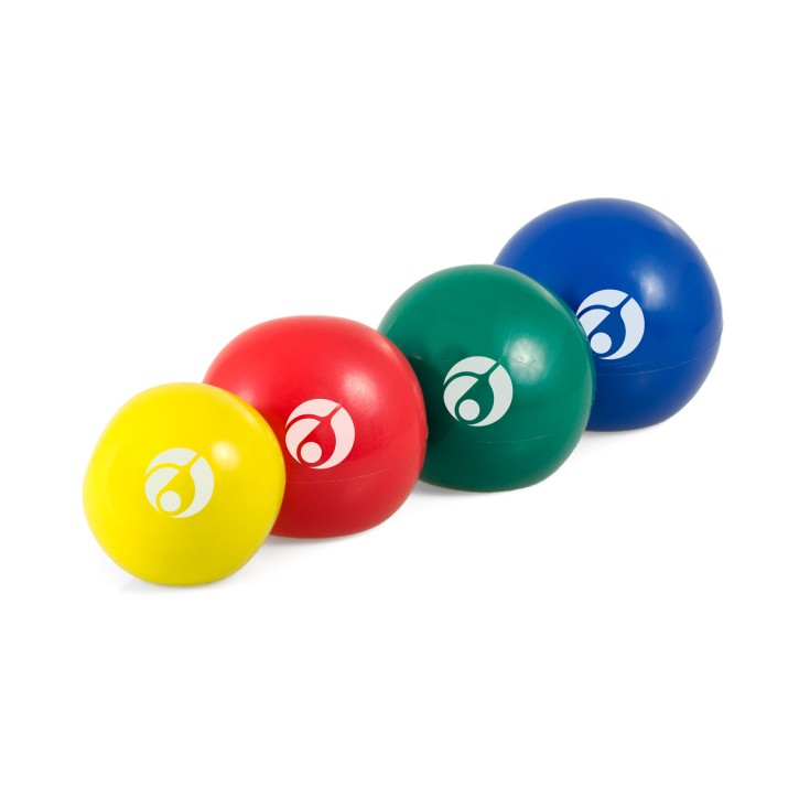TheraPIE Gewichtsball | Sportball | Gymnastikball | 4er Set