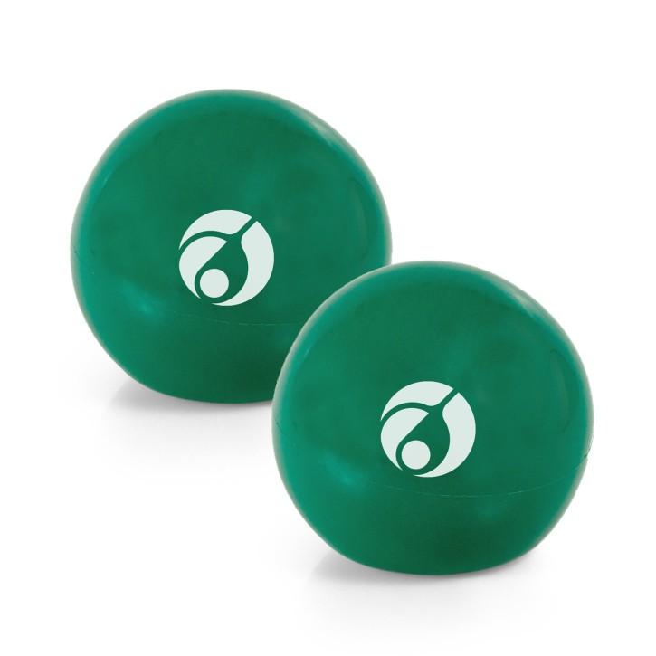 TheraPIE Gewichtsball   Sportball   Gymnastikball   2er Set   1,50 kg