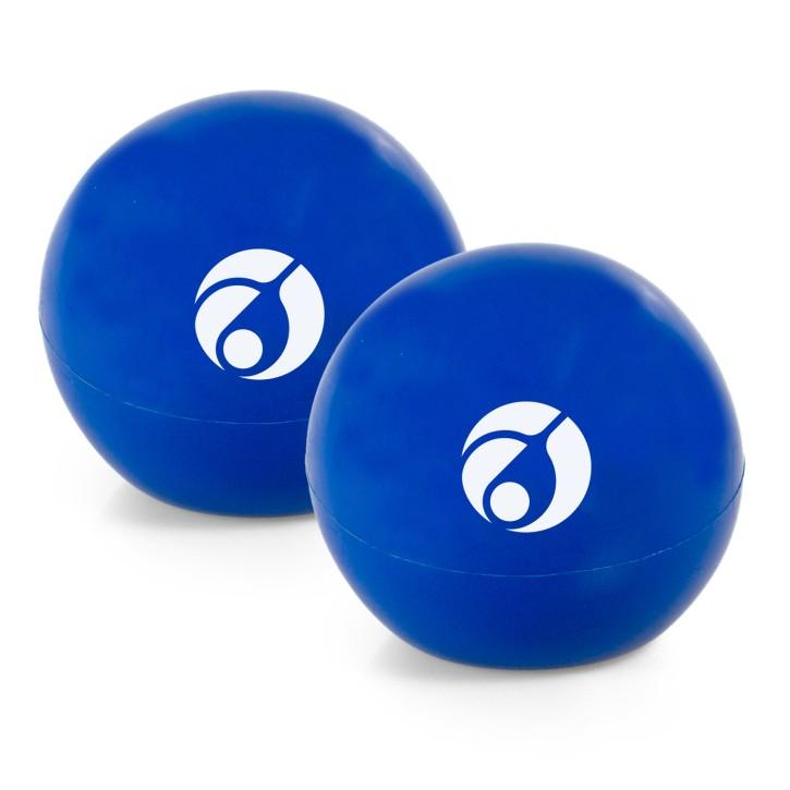 TheraPIE Gewichtsball | Sportball | Gymnastikball | 2er Set | verschiedene Gewichte